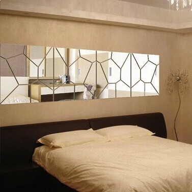 Self Adhesive Acrylic Mirror Tiles | RESELLERMAG